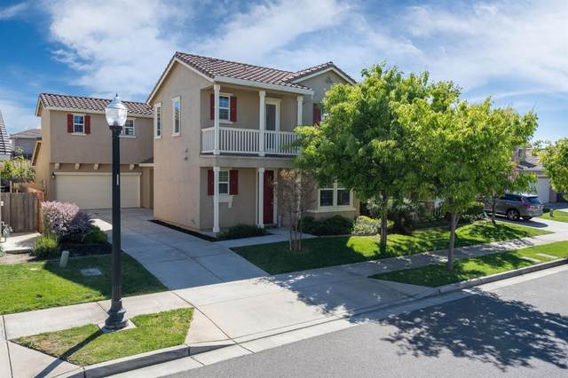3724 Kos Island Avenue, Sacramento, CA 95834 (MLS #20030653) :: Keller Williams - Rachel Adams Group