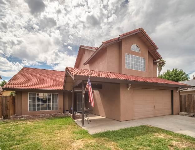 453 Cottonwood Drive, Los Banos, CA 93635 (MLS #20030719) :: The Merlino Home Team