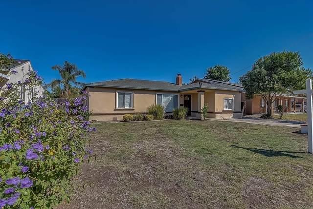 2547 W Monterey Avenue, Stockton, CA 95204 (MLS #20030806) :: The MacDonald Group at PMZ Real Estate