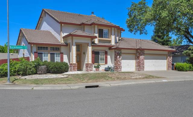 7501 Buckhaven Way, Citrus Heights, CA 95610 (MLS #20031598) :: The Merlino Home Team