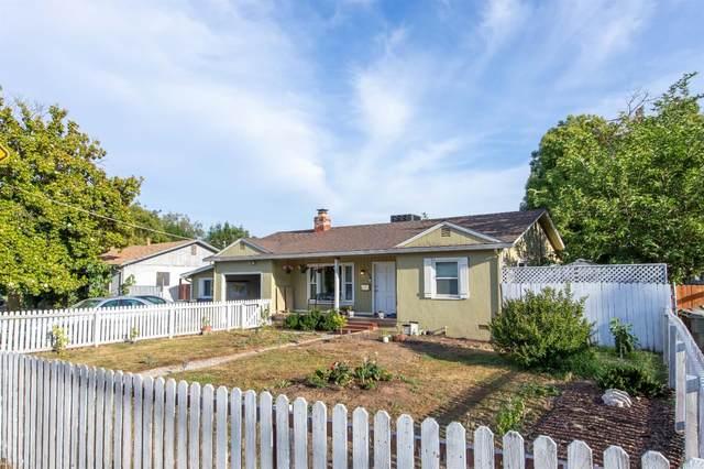 5528 Whitney Avenue, Carmichael, CA 95608 (MLS #20031677) :: The Merlino Home Team