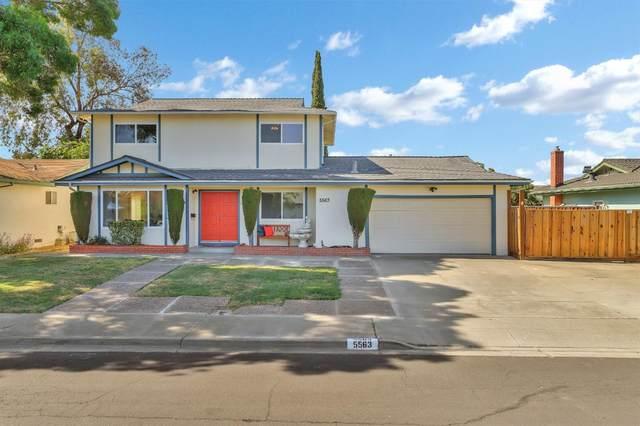 5563 Oakmont Circle, Livermore, CA 94551 (MLS #20031752) :: The Merlino Home Team