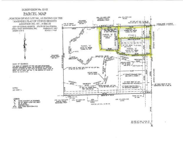 6765 Mariposa (3 Lots) Avenue, Citrus Heights, CA 95610 (MLS #20031962) :: The Merlino Home Team