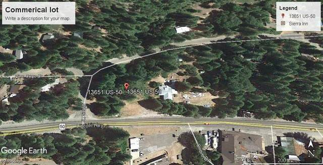 13651 Us Hwy 50, Kyburz, CA 95720 (MLS #20032898) :: REMAX Executive