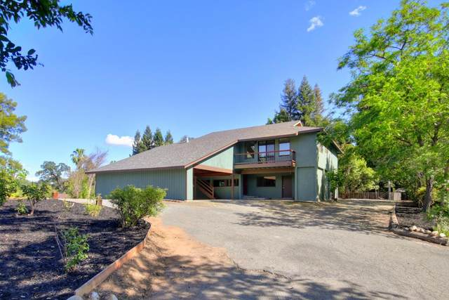8870 Oak Avenue, Orangevale, CA 95662 (MLS #20032950) :: The Merlino Home Team