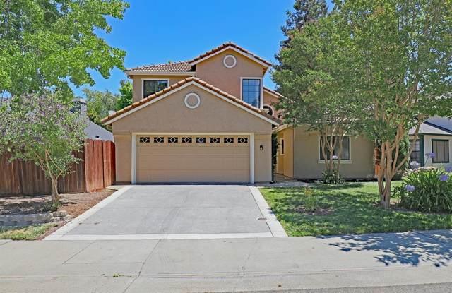 9411 Bowmont Way, Elk Grove, CA 95758 (MLS #20034194) :: The Merlino Home Team
