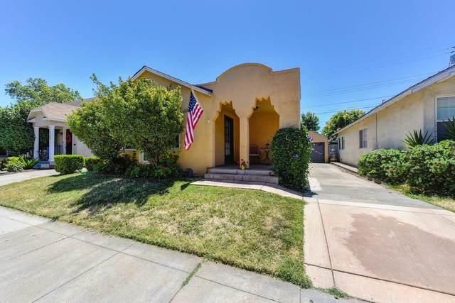 3118 N Street, Sacramento, CA 95816 (MLS #20034655) :: Heidi Phong Real Estate Team