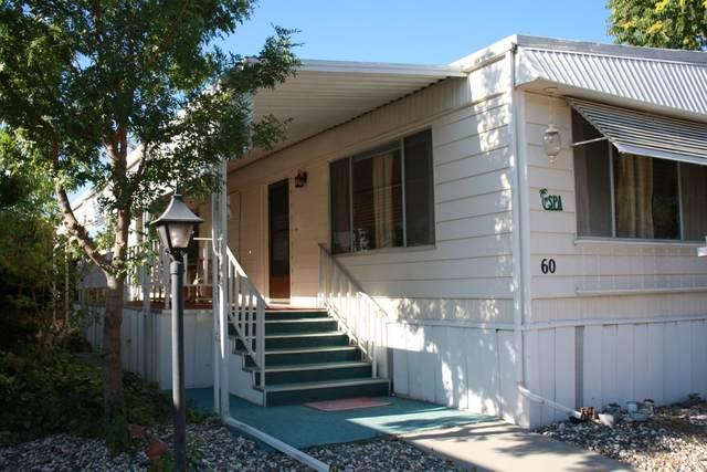 6525 Sunrise Blvd #60, Citrus Heights, CA 95610 (MLS #20034699) :: Keller Williams - The Rachel Adams Lee Group