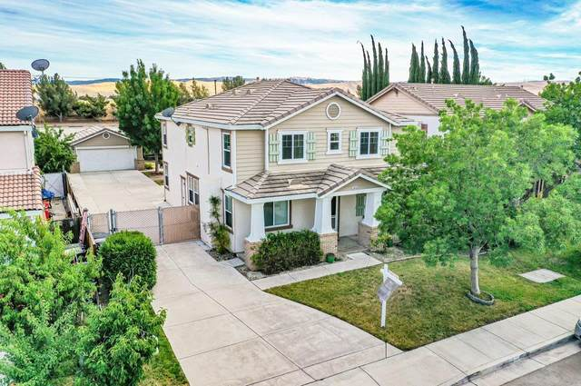 844 Twin Oaks Drive, Tracy, CA 95377 (MLS #20034827) :: The Merlino Home Team