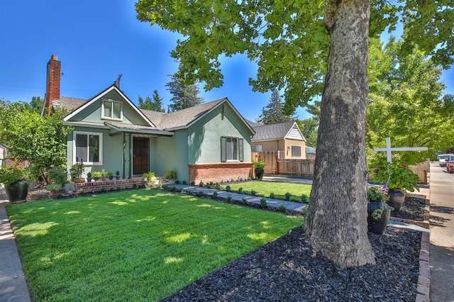 2164 Oakmont Street, Sacramento, CA 95815 (MLS #20034952) :: The Merlino Home Team