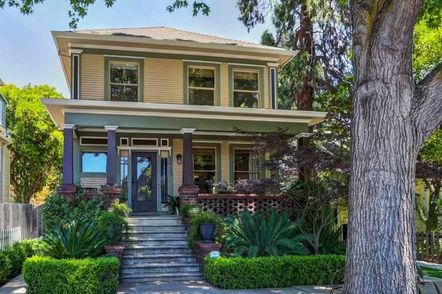 2413 I Street, Sacramento, CA 95816 (MLS #20035971) :: Heidi Phong Real Estate Team
