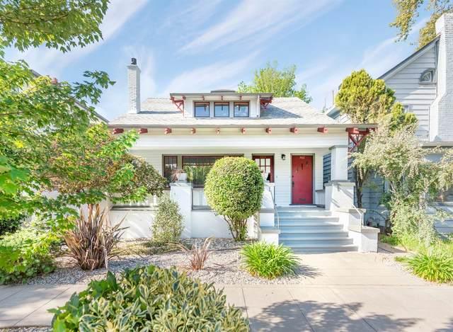 3412-3414 J Street, Sacramento, CA 95816 (MLS #20036257) :: Heidi Phong Real Estate Team