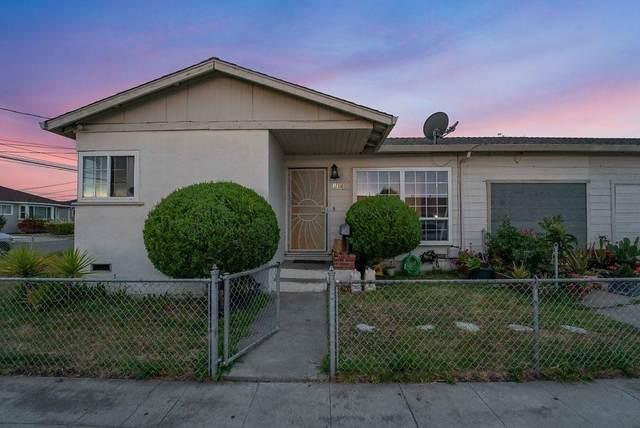 136 S 31st Street, Richmond, CA 94804 (MLS #20036559) :: REMAX Executive