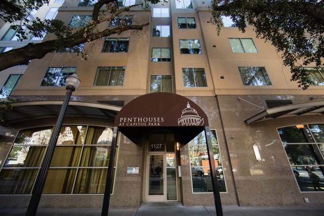 1127 15th Street P303, Sacramento, CA 95814 (MLS #20036896) :: Heidi Phong Real Estate Team