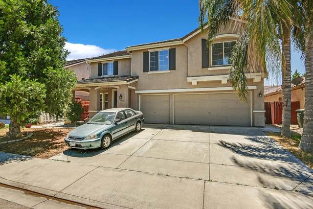 1208 Wigeon Drive, Patterson, CA 95363 (MLS #20037118) :: The Merlino Home Team