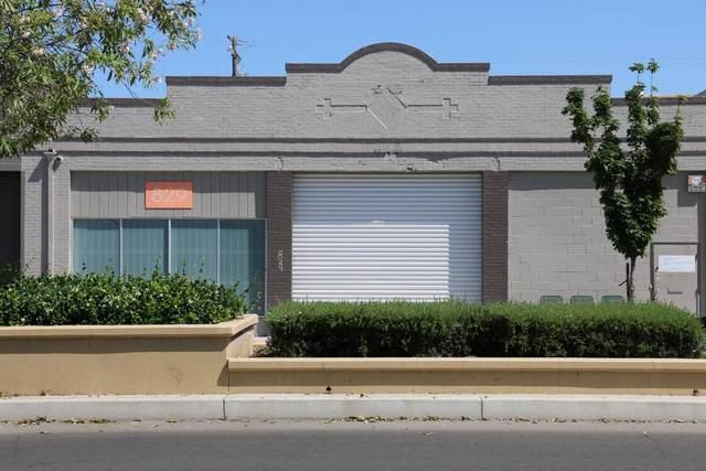 829 E Weber Avenue, Stockton, CA 95202 (MLS #20037251) :: The Merlino Home Team