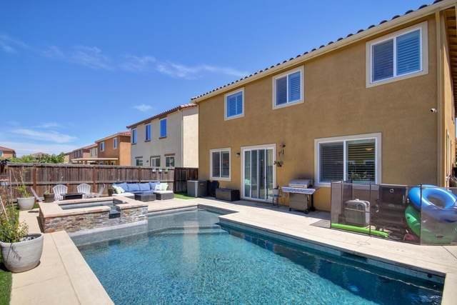 8137 Genex Way, Elk Grove, CA 95757 (MLS #20037356) :: The MacDonald Group at PMZ Real Estate