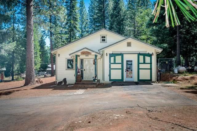 7016 Sugar Pine Drive, Grizzly Flats, CA 95636 (MLS #20037402) :: The MacDonald Group at PMZ Real Estate