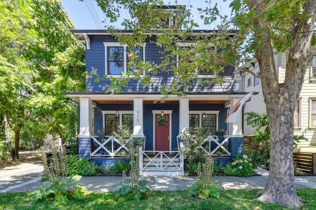 315 13th Street, Sacramento, CA 95814 (MLS #20037466) :: Heidi Phong Real Estate Team