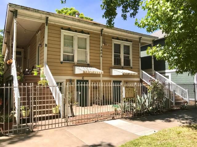 1404 D Street, Sacramento, CA 95814 (MLS #20037530) :: Heidi Phong Real Estate Team