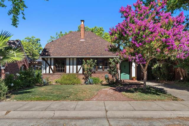 2716 22nd Street, Sacramento, CA 95818 (MLS #20037602) :: Heidi Phong Real Estate Team