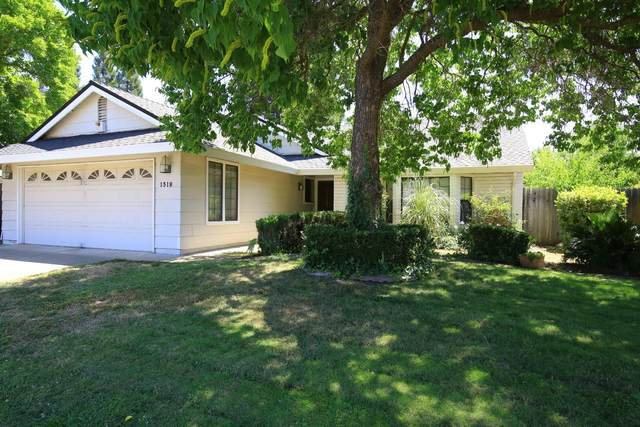 1518 Pine Valley Circle, Roseville, CA 95661 (MLS #20037815) :: The Merlino Home Team