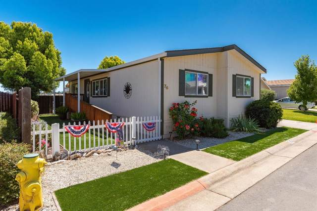 1400 W Marlette Street #76, Ione, CA 95640 (MLS #20037832) :: The MacDonald Group at PMZ Real Estate