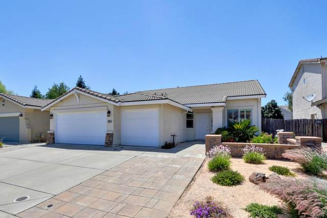 9916 Blue Lupine Place, Elk Grove, CA 95757 (MLS #20038058) :: The Merlino Home Team