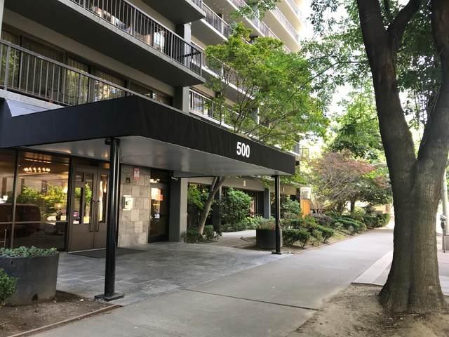 500-27 N Street, Sacramento, CA 95814 (MLS #20038076) :: Heidi Phong Real Estate Team