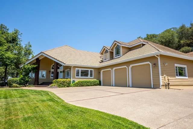 4881 Woodsman Loop, Placerville, CA 95667 (MLS #20038105) :: The MacDonald Group at PMZ Real Estate