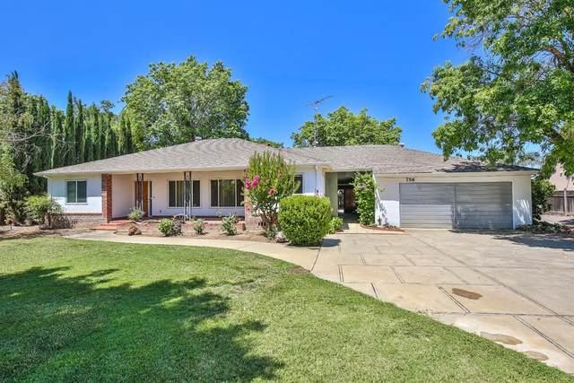 756 Bourn Drive, Woodland, CA 95776 (MLS #20038241) :: Keller Williams - The Rachel Adams Lee Group