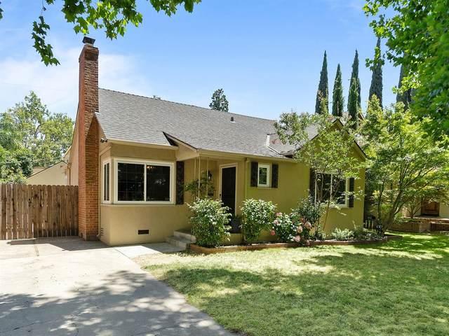 2575 Land Park Drive, Sacramento, CA 95818 (MLS #20038520) :: Dominic Brandon and Team