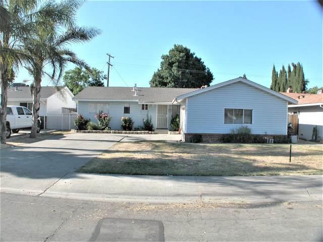 1319 Henderson Way, Woodland, CA 95776 (MLS #20038640) :: Keller Williams - The Rachel Adams Lee Group