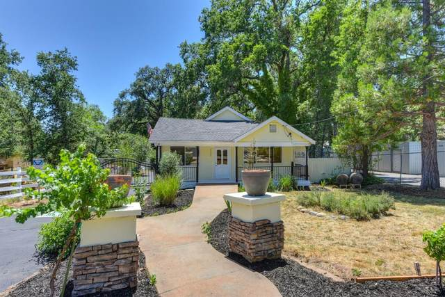 4520 Pleasant Valley Road, Placerville, CA 95667 (MLS #20038696) :: The MacDonald Group at PMZ Real Estate