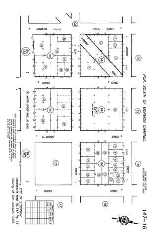 40 W Clay Street, Stockton, CA 95206 (MLS #20038800) :: Deb Brittan Team