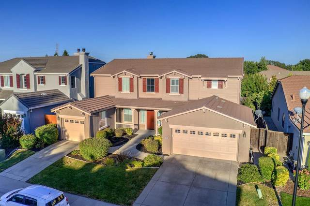 1612 Woodhaven Circle, Roseville, CA 95747 (MLS #20039003) :: The MacDonald Group at PMZ Real Estate