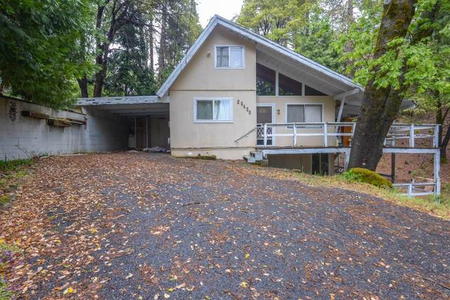 23420 Tanager, Twain Harte, CA 95383 (MLS #20039014) :: Heidi Phong Real Estate Team
