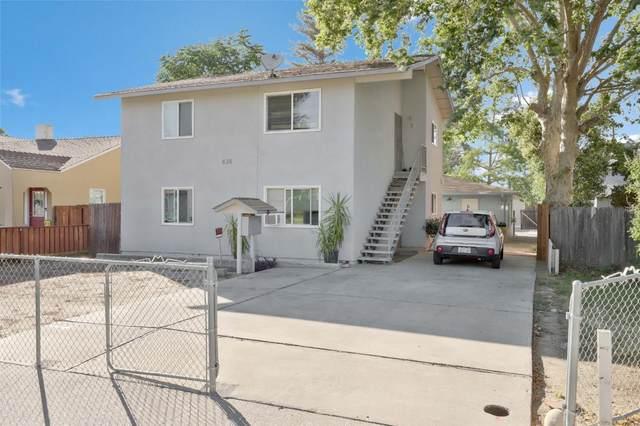 636 W G Street, Oakdale, CA 95361 (MLS #20039154) :: Deb Brittan Team