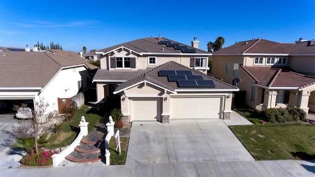 1228 Michael Drive, Tracy, CA 95377 (MLS #20039471) :: The MacDonald Group at PMZ Real Estate