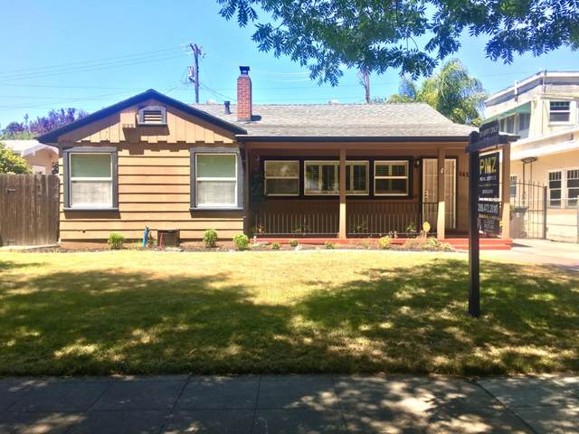 1413 W Willow Street, Stockton, CA 95203 (MLS #20039564) :: The MacDonald Group at PMZ Real Estate