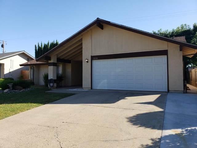 2251 River Trails Circle, Rancho Cordova, CA 95670 (MLS #20039693) :: The MacDonald Group at PMZ Real Estate