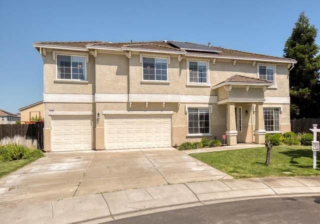558 Laki Place, Manteca, CA 95336 (MLS #20039806) :: Paul Lopez Real Estate