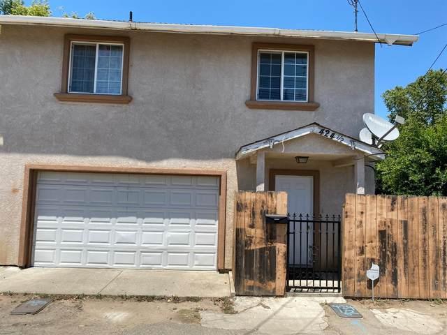 424-1/2 E Oak Street, Lodi, CA 95240 (MLS #20039841) :: The MacDonald Group at PMZ Real Estate