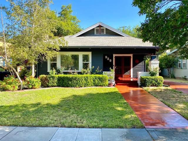 929 W Magnolia Street, Stockton, CA 95203 (MLS #20039956) :: REMAX Executive