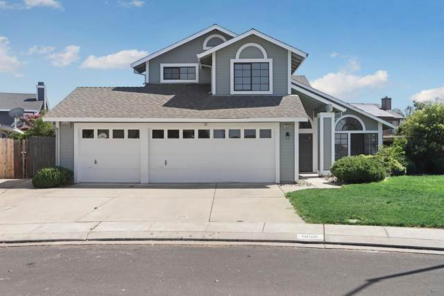 1650 Arnell Place, Manteca, CA 95337 (MLS #20039993) :: REMAX Executive