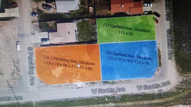 0 721 Garfield Avenue, Stockton, CA 95203 (MLS #20040097) :: Dominic Brandon and Team