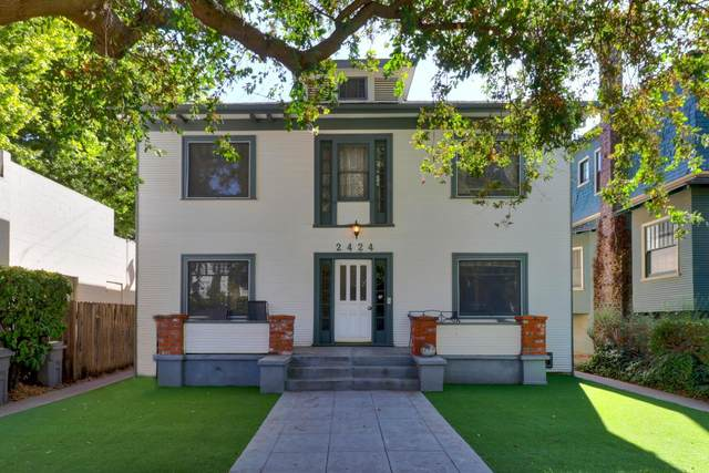 2424 L Street, Sacramento, CA 95816 (MLS #20040326) :: The MacDonald Group at PMZ Real Estate