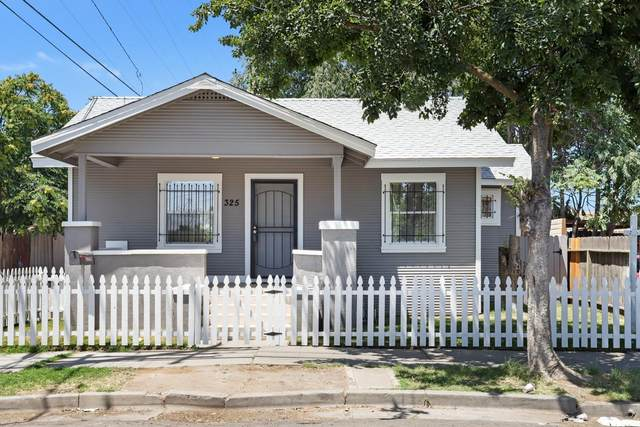 325 E 1st Street, Stockton, CA 95206 (MLS #20040370) :: Heidi Phong Real Estate Team