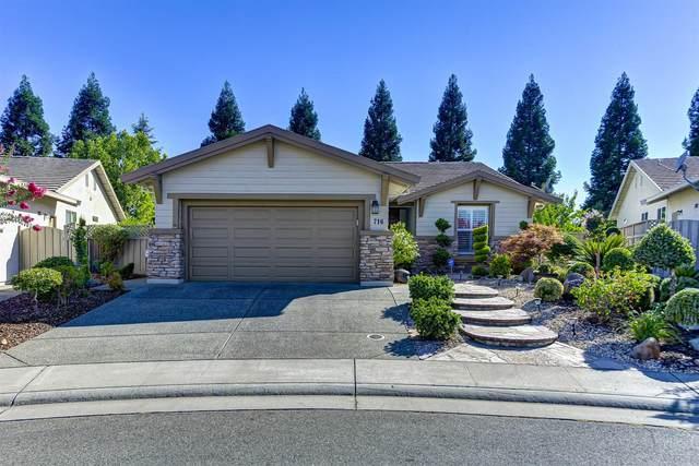 716 Wagon Wheel Lane, Lincoln, CA 95648 (MLS #20041689) :: The MacDonald Group at PMZ Real Estate
