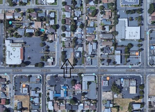 301 E 18th Street, Antioch, CA 94509 (MLS #20042503) :: Keller Williams Realty
